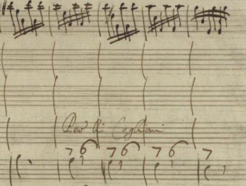 RV 340 by Vivaldi